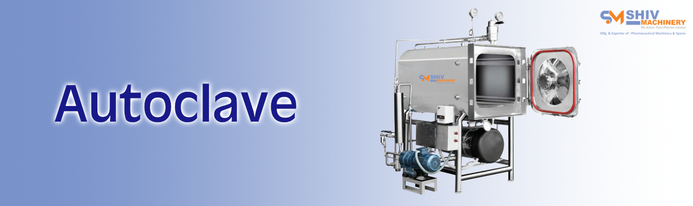 autoclave by shiv machinery